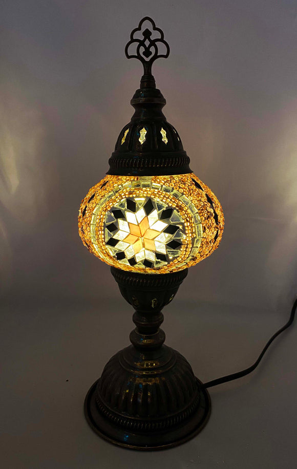 Handcrafted Mosaic Tiffany Table Lamp TMLN2-071