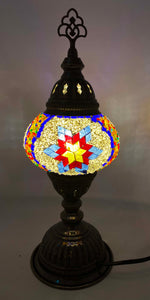 Handcrafted Mosaic Tiffany Table Lamp TMLN2-076