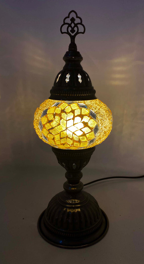 Handcrafted Mosaic Tiffany Table Lamp TMLN2-079