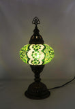 Handcrafted Mosaic Tiffany Table Lamp TMLN3-001