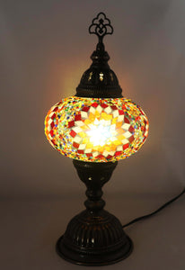 Handcrafted Mosaic Tiffany Table Lamp TMLN3-027