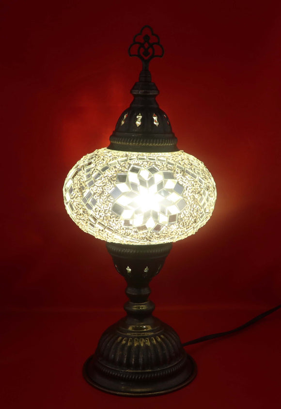 Handcrafted Mosaic Tiffany Table Lamp TMLN3-031
