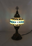 Handcrafted Mosaic Tiffany Table Lamp TMLN3-004