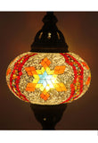 Handcrafted Mosaic Tiffany Table Lamp TMLN3-006