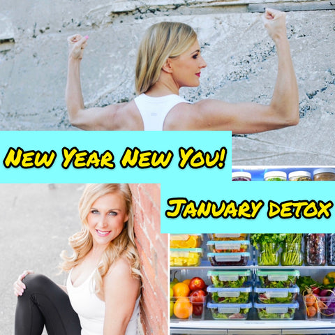 New Year New You January Detox