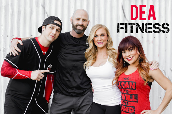 DEA Fitness 30 Days for $30 Special!