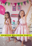 Dance Elite Birthday Party Packages