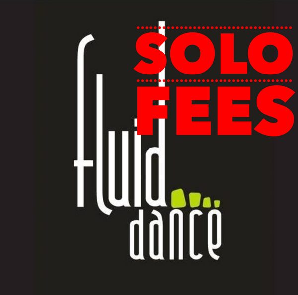Fluid Solo Competition Fees