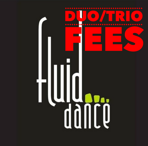 Fluid Duo/Trio Competition Fees