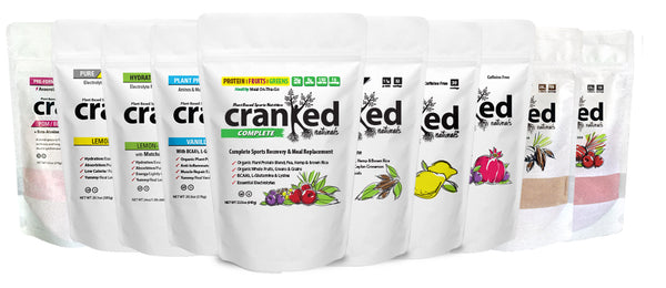 Cranked Stack Complete (Save 30%)