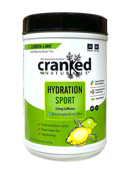 Sport Hydration Lemon-Lime Matcha
