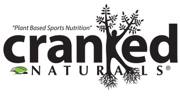 Cranked Naturals Plant Based Sports Nutrition and Supplements