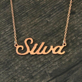 Custom Personalized Name Pendant Necklaces - DGCouture™