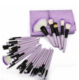 Glam Gawd 32 Pcs Professional Quality Makeup Brush Set - DGCouture™