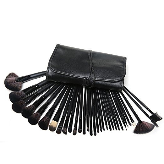 Glam Gawd 32 Pcs Professional Quality Makeup Brush Set - DGCouture - 4