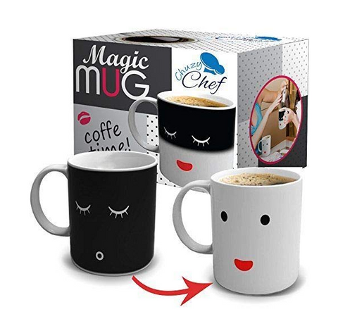Magic Mug Color Changing Coffee Cup - DGCouture™