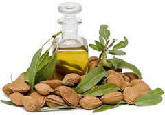 almond oil gganj