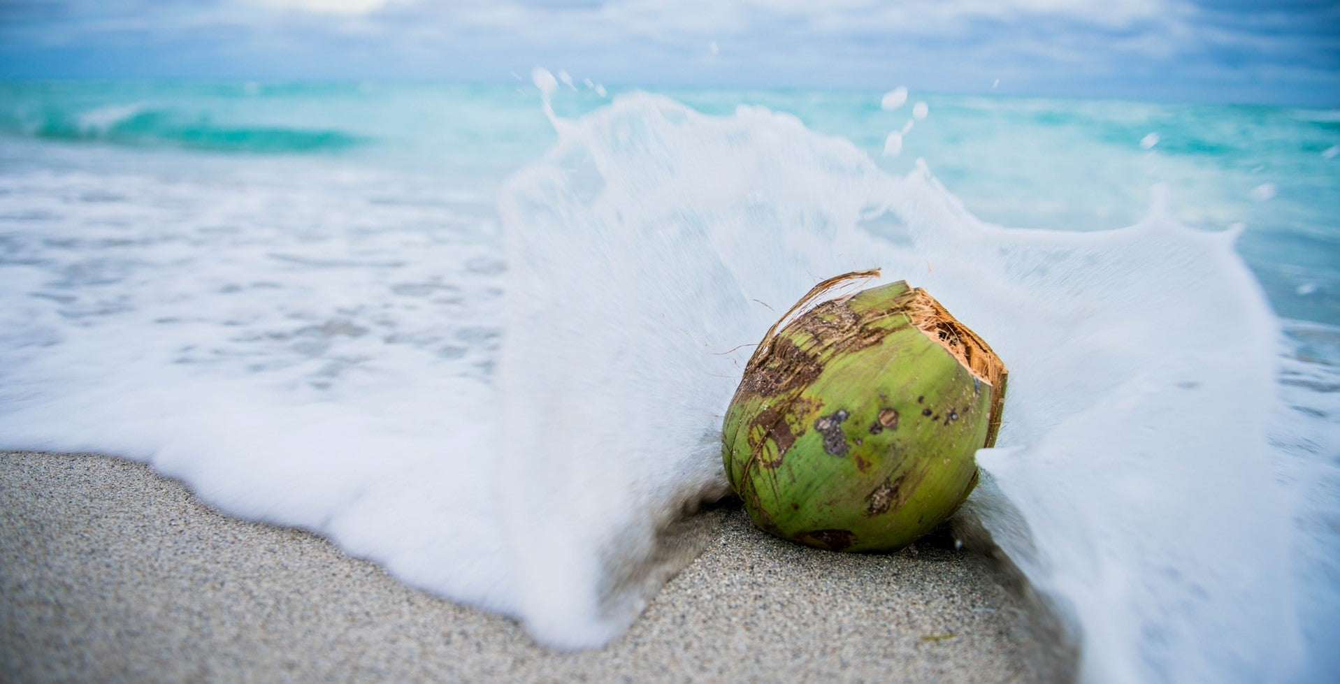 How It Works -Beached coconut ocean wave - Gypsy Gems and Jewelry - Salve