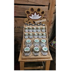 Pawtanicals retail display in store