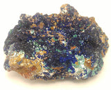 Gypsy Gems & Jewelry™ Naturally Unique™ Malachite Azurite Barite Quartz