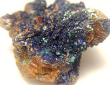 Gypsy Gems & Jewelry™ Naturally Unique™ Azurite Malachite Barite Quartz