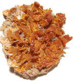 Rough Moroccan Vanadinite Barite