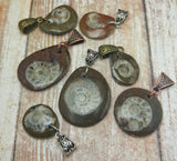 Ammonite Pendants Gypsy Gems & Jewelry™