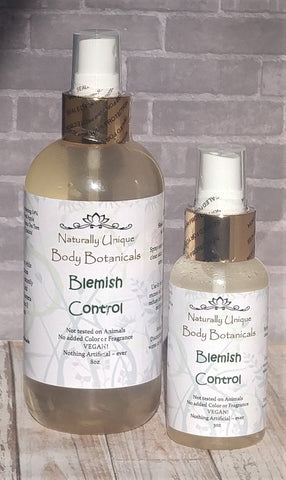Gypsy Gems & Jewelry™ Naturally Unique™ Blemish Control 8oz and 3oz