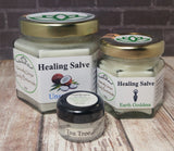 Obsidian : Organic Healing Salve : Signature Scent Collection