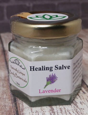Gypsy Gems & Jewelry™ Naturally Unique Body Botanicals™ Healing Salve Lavender 1.8oz