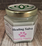 Nursing Nipples 4oz, Gypsy Gems & Jewelry™ Naturally Unique™ Pet Pawtanicals™ Salve, Pet Care, Organic Pet Products, Handmade Pet supplies, pet health, dog care, cat care, rabbit care