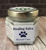 Gypsy Gems & Jewelry™ Naturally Unique Pawtanicals™ 4oz Wound Care Organic Pet Care GGandJ.com