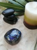Spa Luxury Relax Reiki Energy Healing Meditation Natural Gemstone Mineral Gypsy Gems & Jewelry GGandJ.com Labradorite