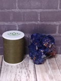 Azurite with thread spool size reference