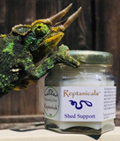 Reptanicals Shed Support, Chameleon shed care
