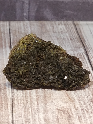 Epidote on Quartz for sale on GGandJ.com