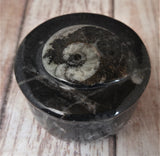 Moroccan Fossil Ring Box G