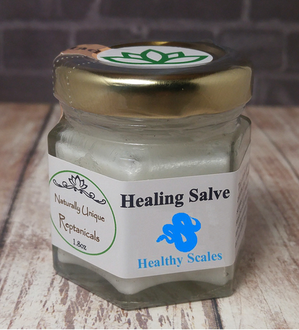 Organic Reptile Healthy Scale Salve