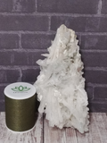 Scolecite Zeolite from India on GGandJ.com size reference