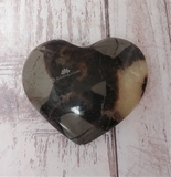 Septarian Dragon Egg Heart Gypsy Gems & Jewelry Naturally Unique