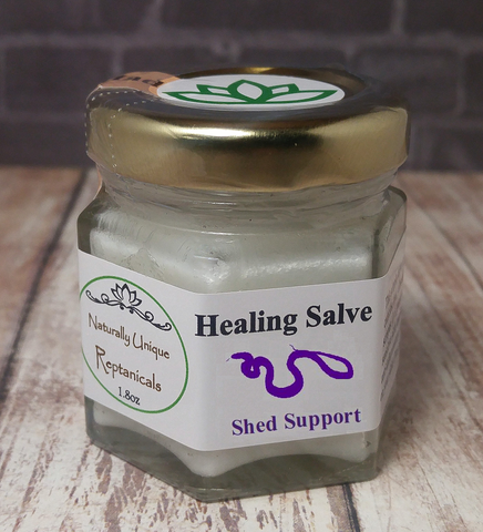 Organic Reptile Shed Support Healing Salve GGandJ.com Gypsy Gems & Jewelry