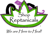 Shop Reptanicals, We are here to heal