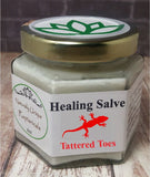 Reptanicals Tattered Toes 4oz GGandJ.com Gypsy Gems & Jewelry Organic Healing Salve