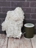 Zeolite with size reference