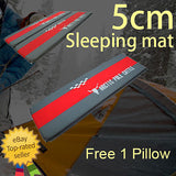 Camping Travel Self Inflating Sleeping mat Mattress 5CM