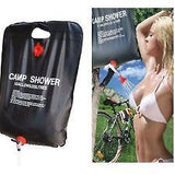 40 Litre Portable Solar Powered Camping Outdoor Shower Bag Portable