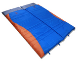 Beyond outdoor MOUNTAIN VIEW 0 C. Sleeping Bag / 3D NEW style