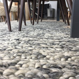 Stone Braided Area Rug
