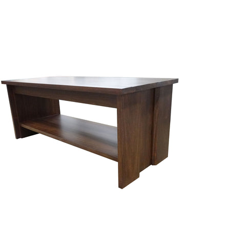 Vancouver Condo Coffee Table - Shown in Poplar with Victoria stain