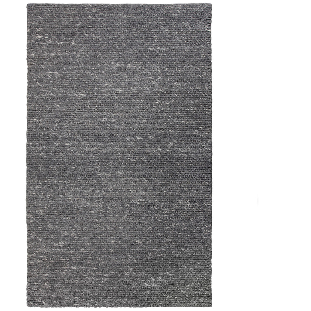 Slate Braided Area Rug